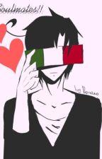 Soulmate AU!! Lovino (Romano) Vargas x reader by saw_exe
