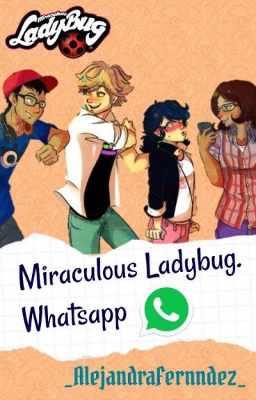 Miraculous Ladybug. Whatsapp