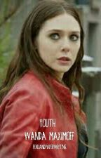 Youth (Wanda Maximoff) by pensandpaperwriting