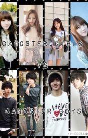 Gangster Girls VS Gangster Boys by RebelQueen44