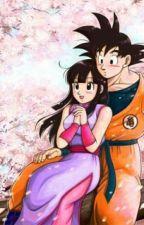 Amor Eterno (Goku Y Milk) by dulcecandycat