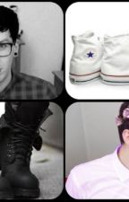 Coffee Boy || Phan || Completed by coolestcreepypasta