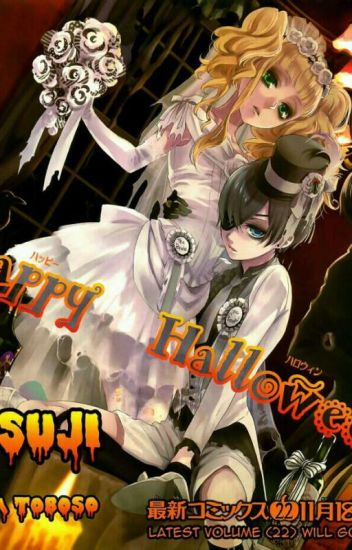 Her Butler, in Love with his Mistress ( A Black Butler Fanfiction)