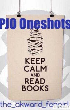 PJO Oneshots by the_akward_fangirl