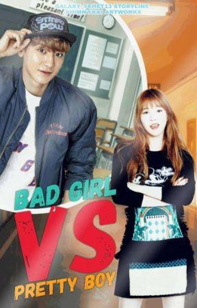 Bad Girl vs Pretty Boy [SLOW UPDATE] by Galaxy_Yehet13