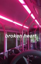 ✎ broken heart  by scissorshandsol
