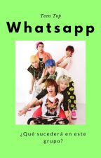 Whatsapp ~ Teen Top by JessiLoxar