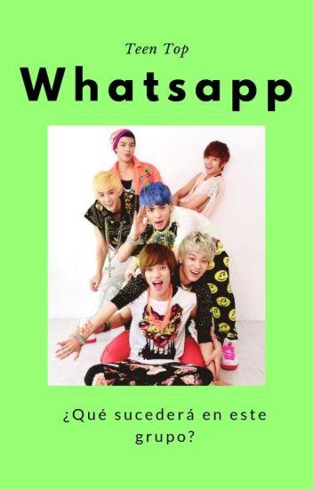 Whatsapp ~ Teen Top