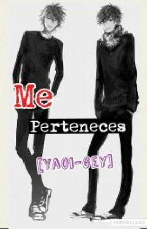 Me perteneces[yaoi-gay] by nitsuky-chan