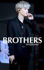 brothers   yoonmin by wjsnsuga