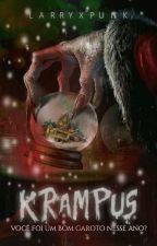 Krampus ➶ larry [shrtfc] by larryxpunk