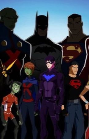 One shot young justice by xoallison0403