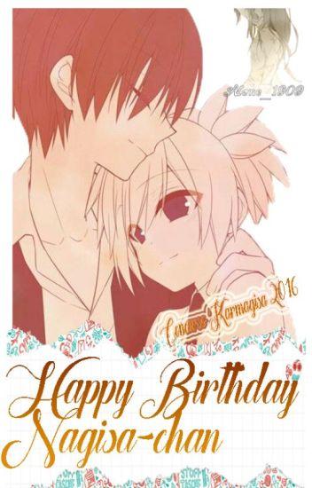 Happy Birthday Nagisa-chan