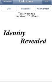 Identity Revealed by DiwataNgKatakawan