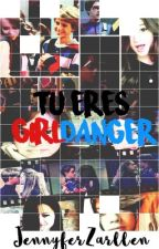 Tu Eres GirlDanger (Henry Danger Y Tu) by JennyferZarllen