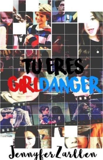 Tu Eres GirlDanger (Henry Danger Y Tu)