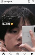 text me 一bts by jinramen