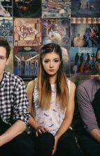 Against The Current Lyrics by LuniaLovato