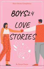 BOYS24 LOVE STORIES by Shxmxn