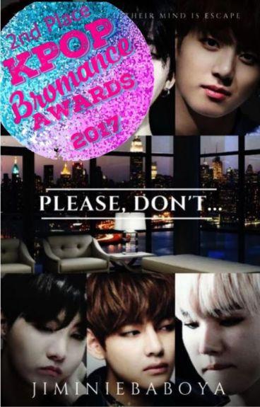 Please, don't...  (BTS Members sex slaves)