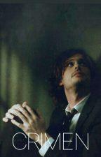 《Noche de crimen》Spencer Reid by bloodhungry