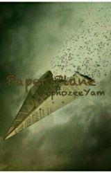 Paper Plane by phozeeYam