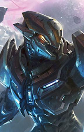 Halo: Elite Spartan by CupcakeTankPDPie