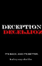 Deception by haleysayshello