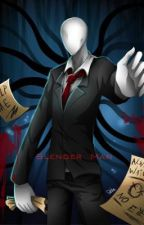 Slenderman x Reader by sugarcuub