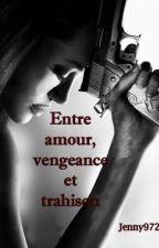 Entre amour, vengeance et trahison by Jenny972