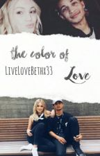 The Color Of Love || A Jordan Fisher Love Story || #Wattys2016  by LiveLoveBethx33