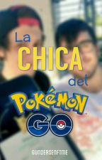 © La chica del Pokémon Go ↪elrubius by JiminIsForYura