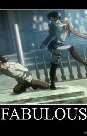 Shingeki No Sense (Chat - AoT E Altro)