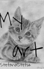 My Art by StefanaStefi14