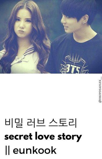 Secret Love Story || eunkook