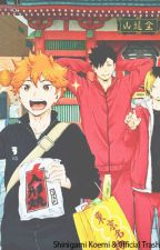 Boy in Love.(Haikyuu!! Scenarios & Oneshots) by ShinigamiKoemi