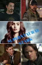 Supernatural Stark (Avengers/Supernatural crossover) by insaneredhead