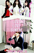 Love Love Sunbae {(END√)} by Baek_ss
