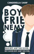 Boy Frienemy by CiinderellaSarif