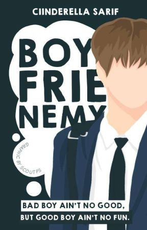 Boy Frienemy by CiinderellaSarif