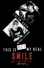 This Is Not My Real Smile | Malum by qvznv_