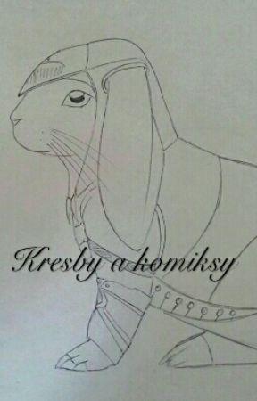 Mé Kresby a Komiksy by safirika