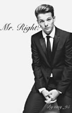 Mr. Right? by easy_95