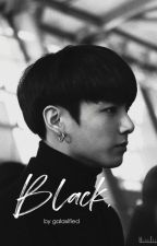 Black [BTS' Jungkook] by galaxified