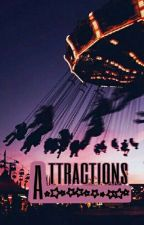 """""""Attractions"""" [OS Larry Stylinson] by OliviaFtDiana"""