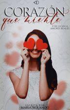 Corazón Que Miente #2 (SNUH) by maria7ronaldo