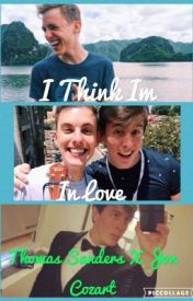 I Think I'm In Love ( Thomas Sanders X Jon Cozart ) (Jomas / Painters / Cozers) by TheHauntedAuthor