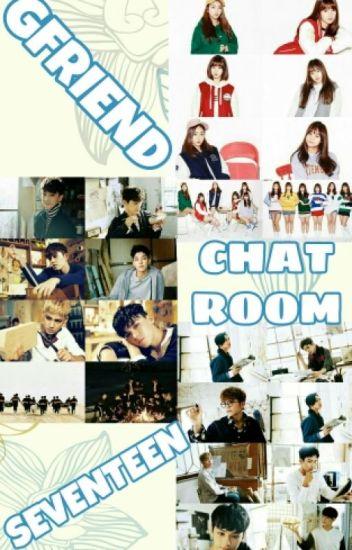Gfriend Seventeen Chatroom Pt.1