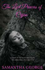 The Lost Princess of Crijan by LadyDreamWeaver90