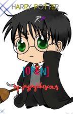 Harry Potter RP [OPEN] by JayJayLikesCows